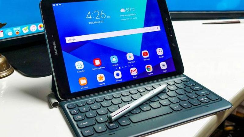 Galaxy Tab S4 pode ser lançado em 1º de agosto