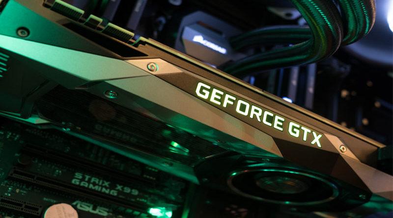 GeForce GTX 1180 da Nvidia pode chegar ao mercado já no próximo mês