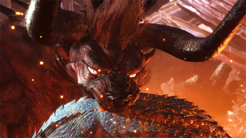 Monster Hunter World - Behemoth