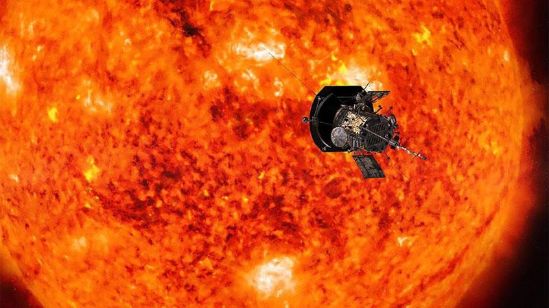 NASA está se preparando para lançar sonda até o ponto mais próximo do sol