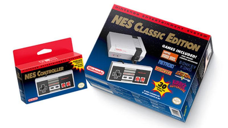 NES Classic Edition já está disponível para compra