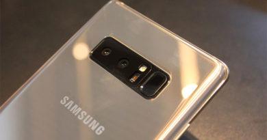 Novos teasers do Samsung Galaxy Note 9 revelam potência em desempenho, bateria e armazenamento