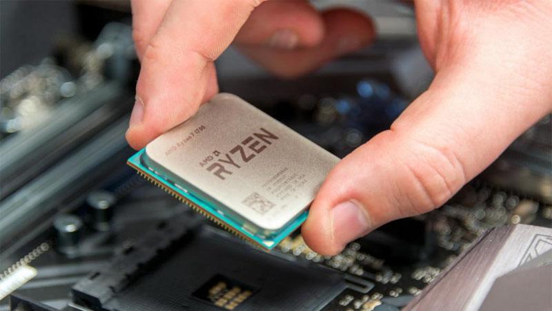 Processadores AMD Ryzen com arquitetura Zen 2 podem chegar com 16 núcleos e até 15% mais eficientes