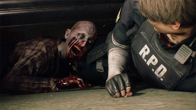 Resident Evil 2 Remake - Denuvo