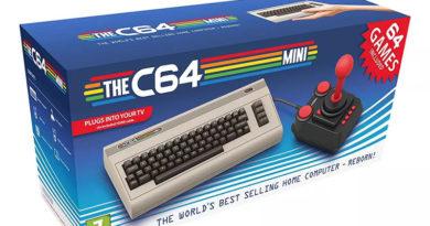 Retro Commodore 64 Mini será lançado nos EUA em outubro