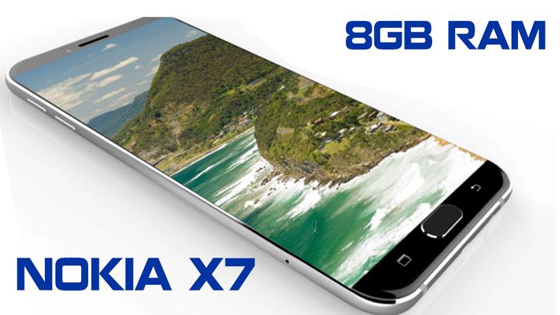 Rumor - Nokia X7 Max pode aparecer no mercado com bateria massiva de 7500mAh