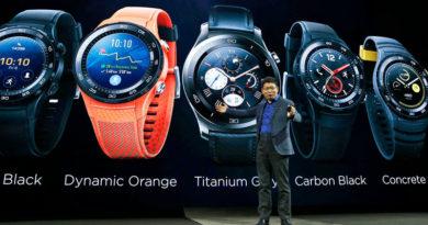 Smartwatch com fones de ouvido sem fio pode estar a caminho