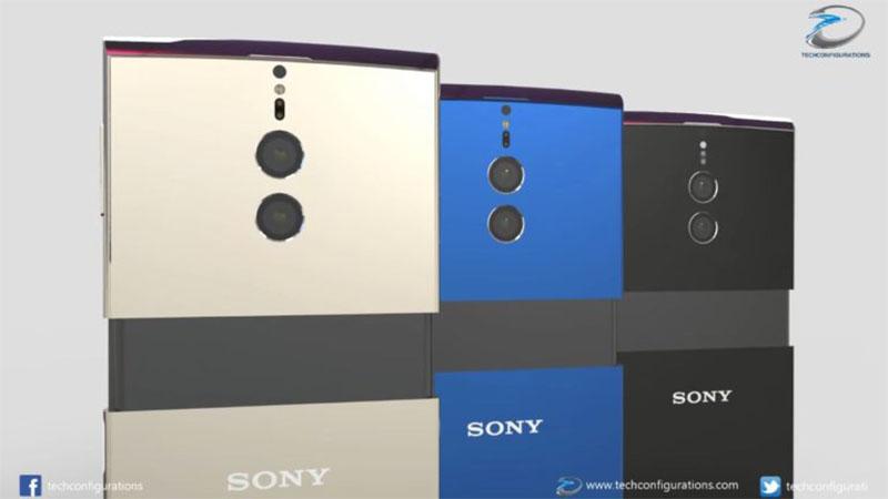 Sony Xperia Flex - Um conceituado smartphone dobrável que gostaríamos de ver no mercado