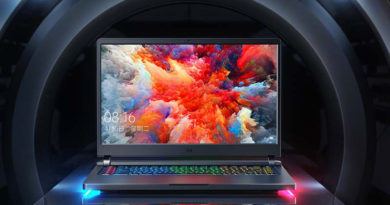Veja o poderoso laptop gamer da Xiaomi com GTX 1060, Core i7 e 16 GB de RAM