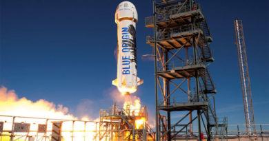 Viagens espaciais da Blue Origin podem custar até US$ 300.000