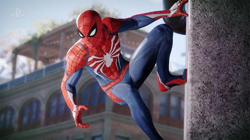homem-aranha PS4