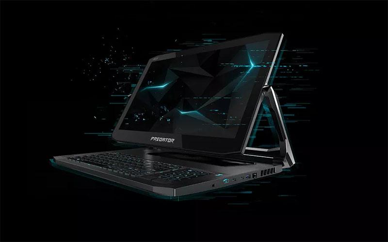 Acer anuncia notebook Predator Triton 900, um portátil gamer 2 em 1