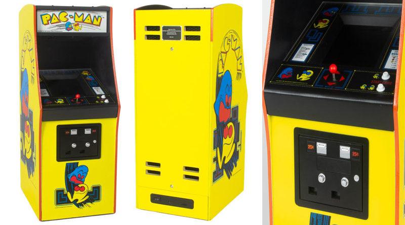 Agora você pode ter uma réplica oficial da máquina de jogos Pac-Man