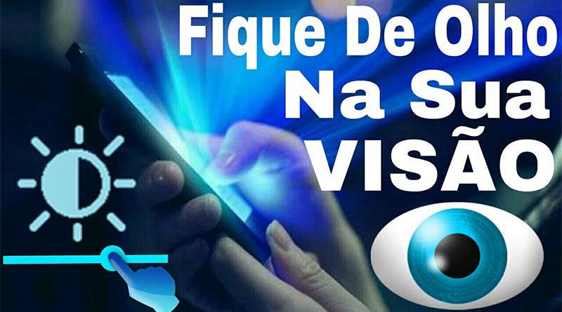 Luz azul da tela de smartphones e tablets podem causar degeneração na retina, diz estudo