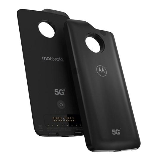 Motorola anuncia Moto Z3 com Snap para conexão 5g e processador de 2017