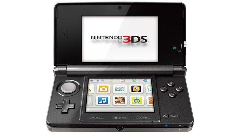Nintendo 3DS ganha atualização de firmware com sistema anti-pirataria