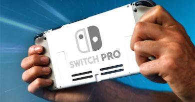 Nintendo Switch pro pode chegar em 2019, diz rumores