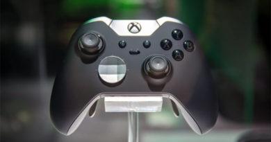 Novo controle para Xbox One poderá ser lançado em outubro