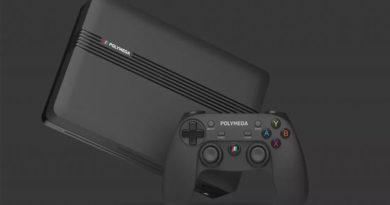 Polymega - Trata-se de um console no qual você poderá jogar games de várias plataformas