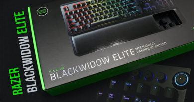 Razer BlackWidow Elite está sendo vendido por US$ 170
