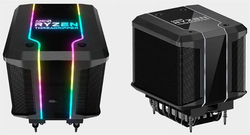 Wraith Ripper é o mais eficiente sistema de refrigeração já criado pela Cooler Master em parceria com AMD