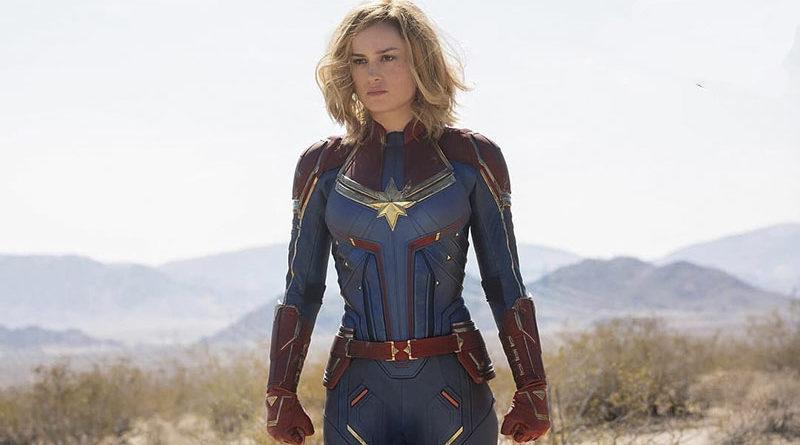Brie Larson aparece como Capitã Marvel nas primeiras imagens oficiais do filme