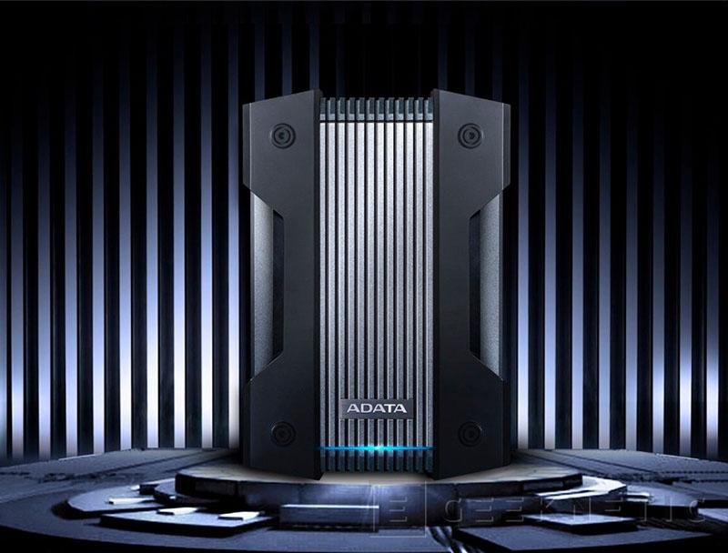 Conheça o ADATA HD830 - HD externo de alta resistência com armazenamento de até 5 TB