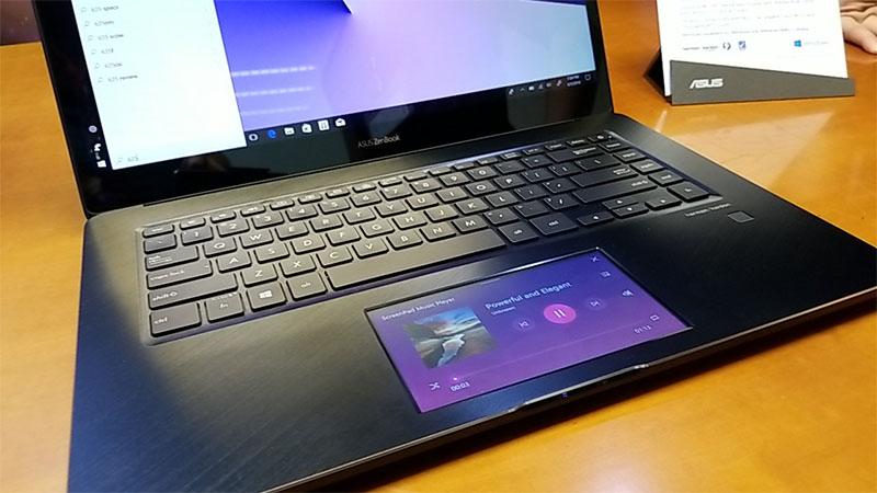Conheça o poderoso ASUS ZenBook Pro 15 com ScreenPad