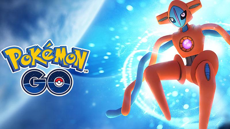 Deoxys - Pokémon GO