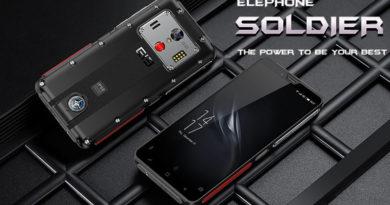 Elephone Soldier - Uma obra prima que reúne quesitos de engenharia e tecnologia