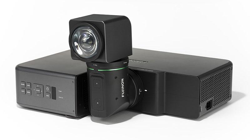 Fujifilm revela projetor com projeção de imagem multidirecional