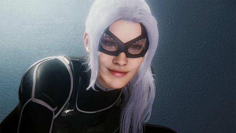 Gata Negra - Homem Aranha PS4