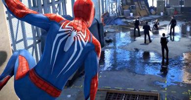 Homem-Aranha Game Marvel