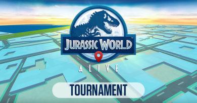 Jurassic World Alive - Tounament Season 2