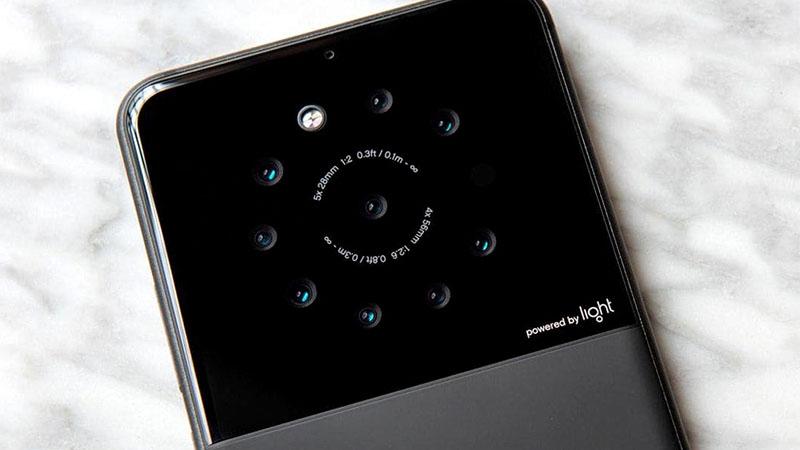 Light pode estar desenvolvendo smartphone com 9 câmeras capaz de tirar fotos de até 64 MP
