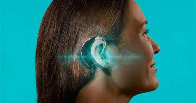 Livio AI - Aparelho auditivo com AI que traduz até 27 idiomas