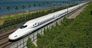 Os doze trens mais rápidos do mundo