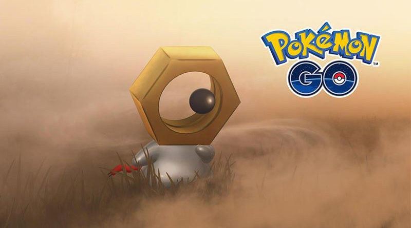 Pokémon GO - Meltan