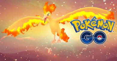 Pokémon GO - Moltres