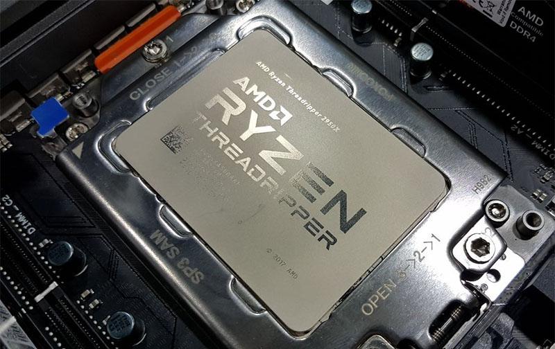 Processador AMD Ryzen Threadripper 2950X com 16 núcleos chega as lojas custando US$ 899