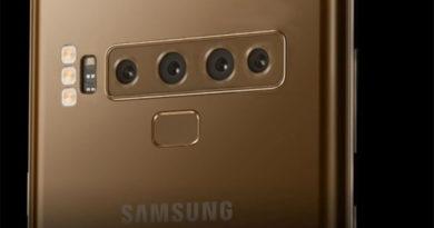 Samsung Galaxy Note 10 pode chegar com 4 câmeras e 3 flashs integrado