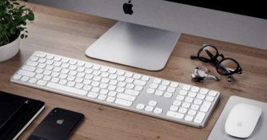 Satechi lança teclado sem fio com arquiteura em alumínio e conexão bluetooth