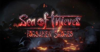 Sea of Thieves - Forsaken Shores