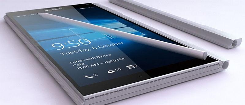 Seria bom se a Microsoft resolvesse lançar o Surface Phone