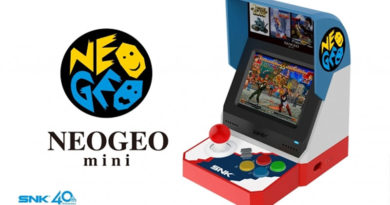 Versão internacional do NEOGEO Mini será disponibilizado em breve