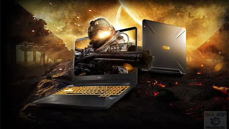 ASUS revela os notebooks gamers TUF Gaming FX505 e FX705