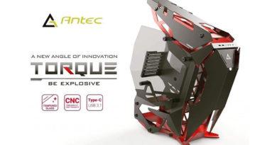 Antec revela case para computador com design arrojado e futurista