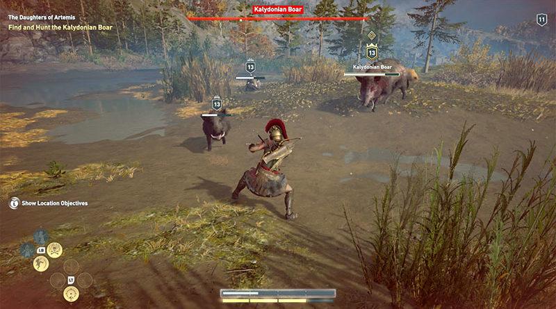 Assassin's Creed Odyssey - Animais Lendários