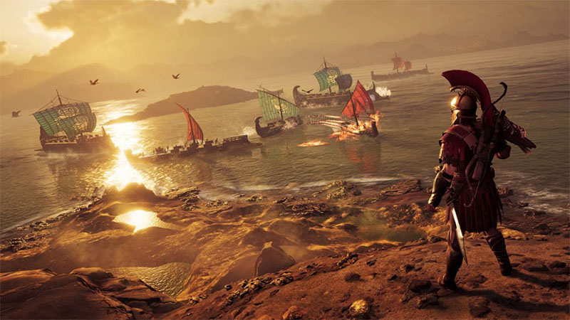 Assassin's Creed Odyssey - Baús Lendários