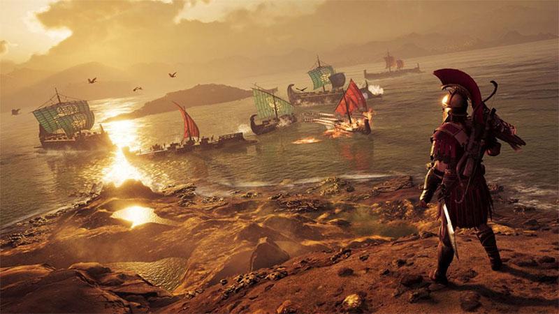 Veja onde encontrar todos os baús lendários em Assassin's Creed Odyssey